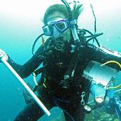 Student diver