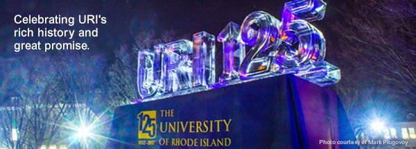 125 ice sculpture